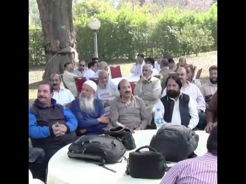 A Special Ceremony Organised By Jinnah Khidmat E Khalq Association