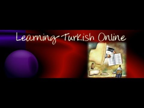 Turkish Lessons Until video