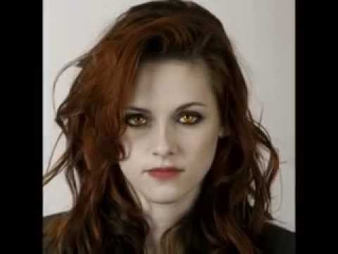 Kristen Stewart As A Vampire (Bella Cullen)