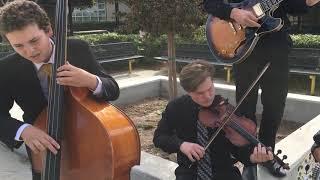 Minor Swing - Mission Bay HS Gypsy Jazz Quartet