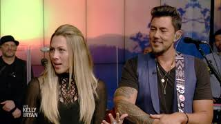 "Colbie Caillat Talks About Her New Band ""Gone West"""