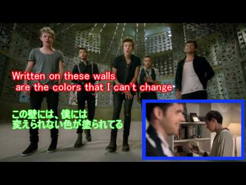 One Direction - Story Of My Life - 和訳&歌詞 PV video