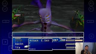 Final Fantasy VII - Part 50 - Ran in a BIG Circle
