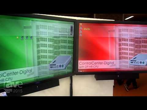 ISE 2015: Guntermann & Drunck Tells Us About ControlCenter-Digital