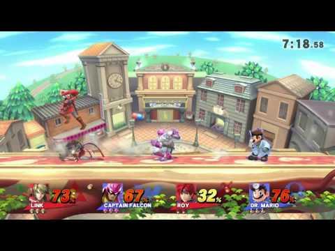 Bad Manners 5: CR2 Genesis & 10NateyP Vs  CR2 L & DP's Mario