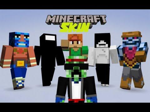 Como poner un Skin en Minecraft 1.7.9 (No Premium)