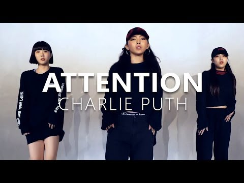 Charlie Puth - Attention / Choreography . LIGI