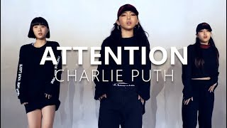Download Lagu Charlie Puth - Attention / Choreography . LIGI Gratis STAFABAND
