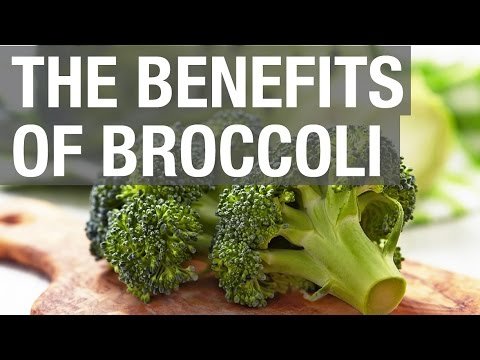 The Benefits of Broccoli!