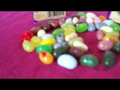 MOST THOROUGH Harry Potter Bertie Bott's Every Flavor Beans 2011 1.2 Oz Box Review (Part 2/2)