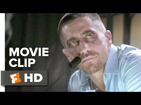Southpaw Movie CLIP - Press Conference (2015) - Rachel McAdams, Jake Gyllenhaal Movie HD