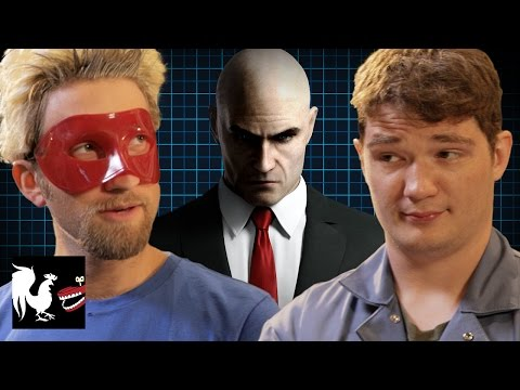 Immersion - Hitman in Real Life | Rooster Teeth