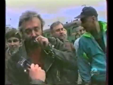 АлисА, встреча на ж/д вокзале в городе Кирове, 03.05.1999