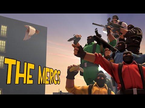 The Mercs [SFM]