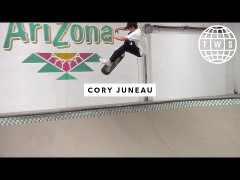 TWS Park: Cory Juneau