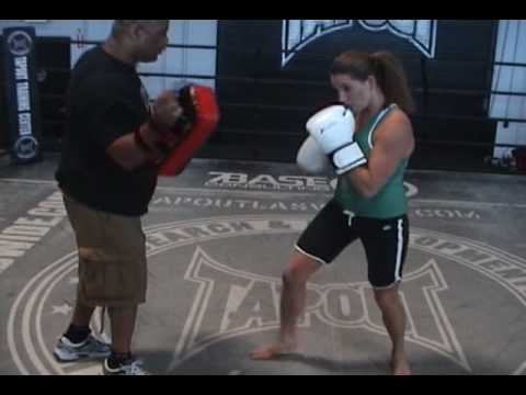 Beginner Kickboxing Techniques - Dukes Fight Gear Image 1