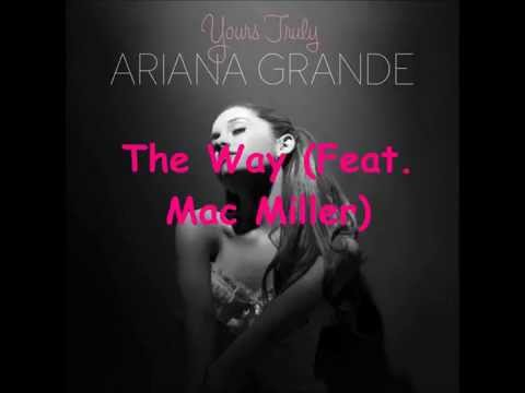 The Way (Feat. Mac Miller) (Speed Up)