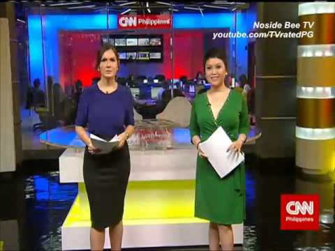 CNN Philippines Headline News OBB & Headlines [March 16, 2015]