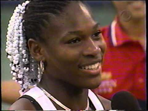 Serena Williams 1999 us Open 1999 us Open Serena