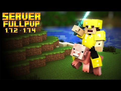Minecraft Server FullPvP - Kit - 1.7.9 | No Premium - No hamachi - 24/7