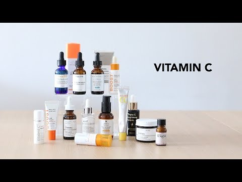Vitamin C : Ascorbic Acid Faves!