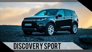 Land Rover Discovery Sport | 2016 | Test | Review | Fahrbericht | MotorWoche