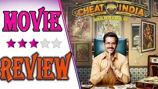 Why Cheat India Full Movie Review | Full Movie Review | Movie Review | Emraan Hashmi