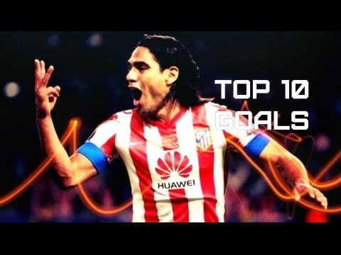 Radamel Falcao • Top 10 Goals Ever • 720p [HD]