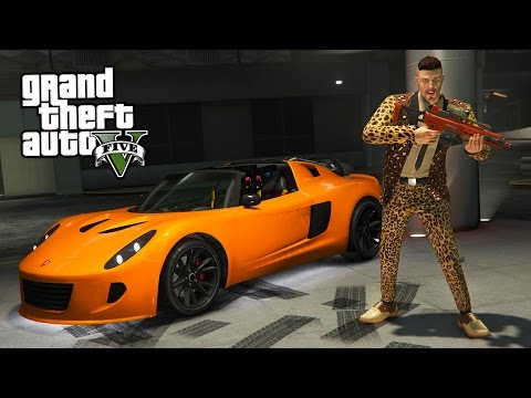SPECIAL VEHICLE MISSIONS: ROCKET VOLTIC!!  (GTA 5 Online)