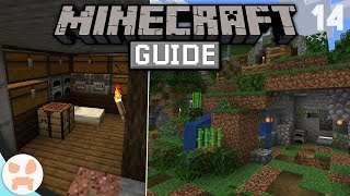 MINING HUB & Special Prep! | The Minecraft Guide - Minecraft 1.14.1 Lets Play Episode 14
