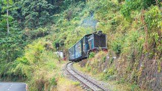 Darjeeling Himalayan Railway - 'Z' reverse No. 1