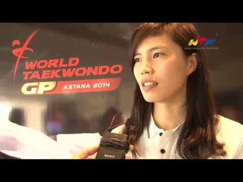 Bronze | Lee Injong (kor)   2014 Wtf World Taekwondo Grand Prix Series 2 video