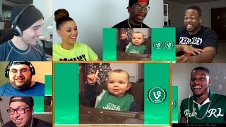 TRY NOT TO LAUGH OR GRIN - Funny Kids Fails Compilation 2016 ! Reaction Mashup