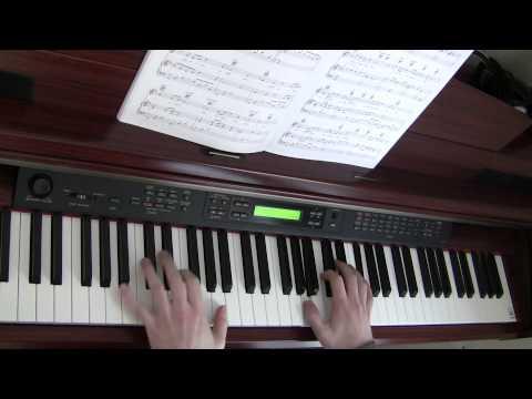 Disneys Pocahontas - If i never knew you (Piano)