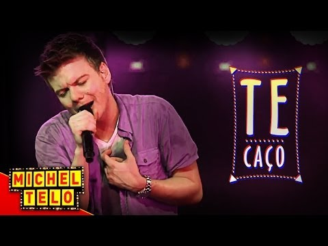 Michel Teló TE CAÇO VIDEO OFICIAL