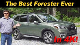 2019 Subaru Forester Review - Doubling Down On Safety and Value