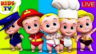 Nursery Rhymes For Kids | Kids Songs | ABC Songs