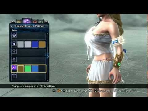 Soul Calibur 5 Creation - Sophitia
