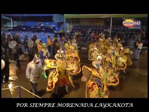 MORENADA LAYKAKOTA 2014 - PARADA Y VENERACIÓN