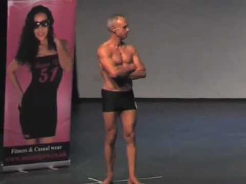 Chris at UK Fitness Model Championships (Miami Pro) April 2012