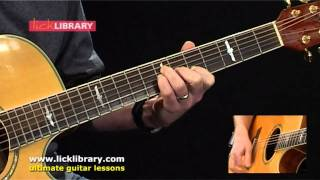Ramble On - Led Zeppelin - Guitar Lesson With Danny Gill Licklibrary