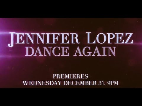 Jennifer Lopez Dance Again Tour HBO (Teaser)