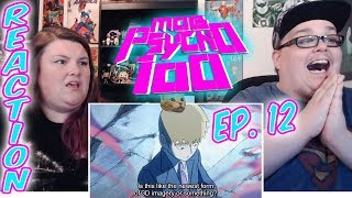 Mob Psycho 100 Episode 12 REACTION!!! Season 1 Finale!