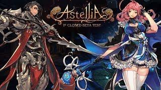 Astellia Online Playable Classes Trailer HD