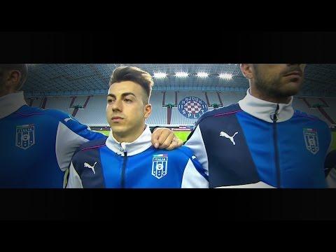 Stephan El Shaarawy vs Croatia (A) Euro 2016 Qualifiers HD 720p by i7xComps