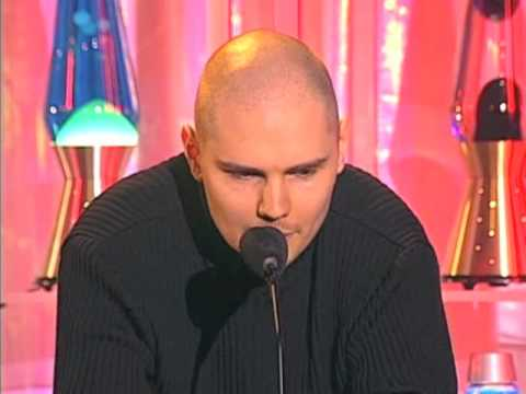 Billy Corgan of Smashing Pumpkins Inducts Pink Floyd into the the Rock and Roll Hall of Fame