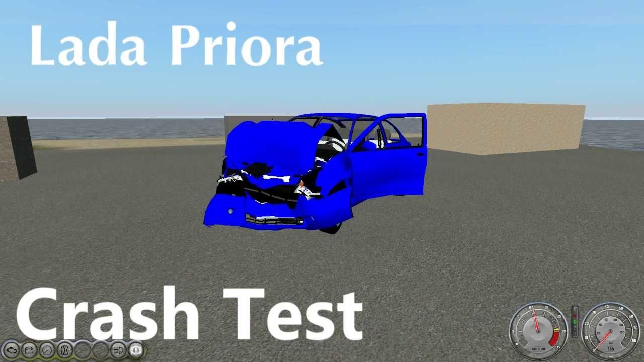 Lada Priora Crash Test Lada Priora Crash Test