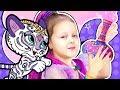 ШИММЕР И ШАЙН В поисках Ракушки ЛОЛ Ковер самолет для Джинна Шайн потеряла Шиммер Видео для детей mp3