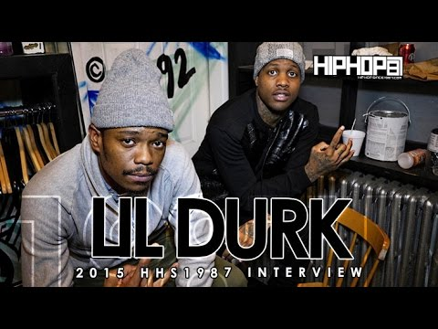 Lil Durk Talks 'remember My Name' Album, Chief Keef, Meek Mill, Derrick Rose & More With Hhs1987 video