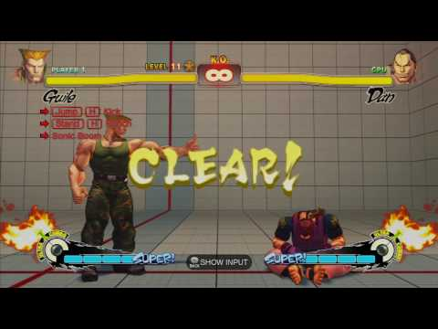 SSFIV Guile Trials.wmv